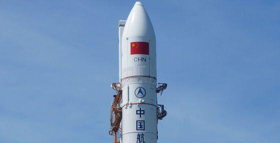 【大迷惑】中国のロケットが制御不能になり今週末にも地球に落下!!残骸が地上に到達する恐れ