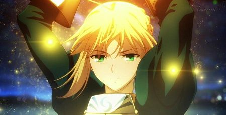 Fate stay night フェイト ステイナイト エクスカリバー 再現 インビジブルエアに関連した画像-01
