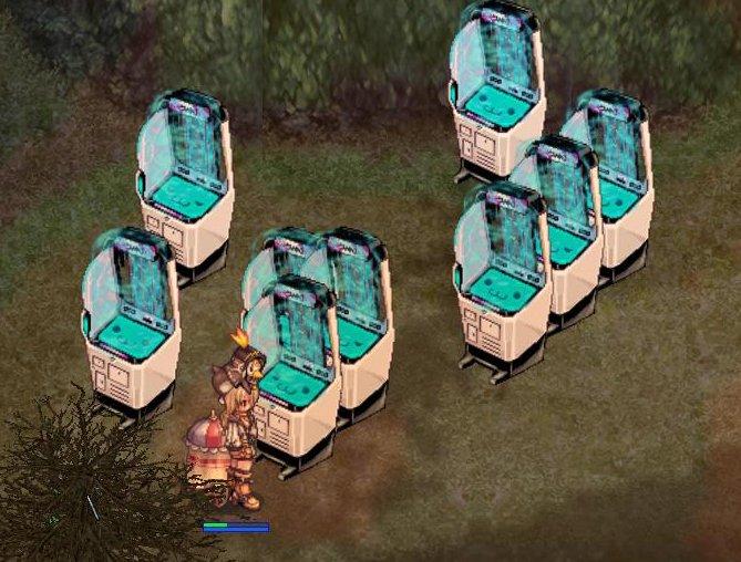 ラグナロクオンライン チュウニズム コラボ 筐体に関連した画像-02