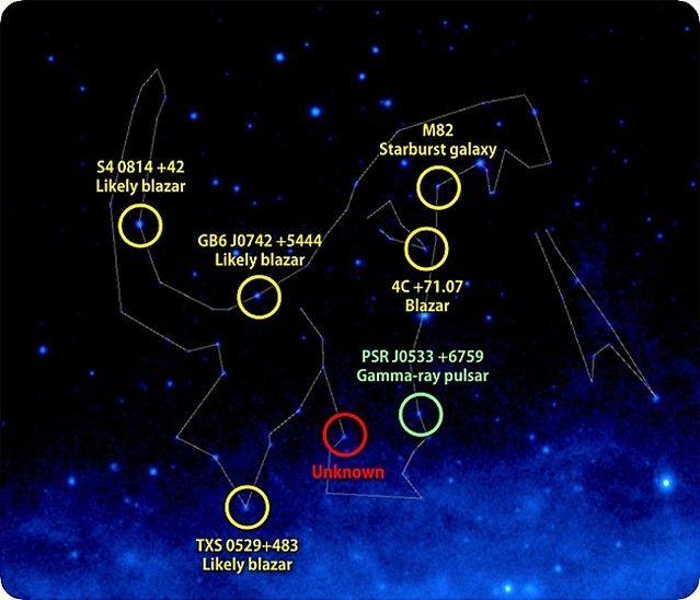 ゴジラ座 NASA 星座に関連した画像-03