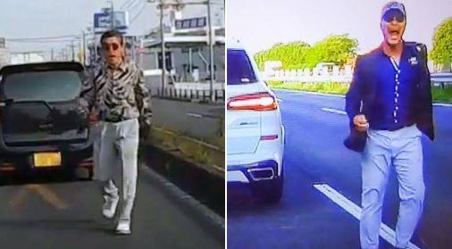 埼玉県 煽り運転 モデルガン 48歳 逮捕に関連した画像-04
