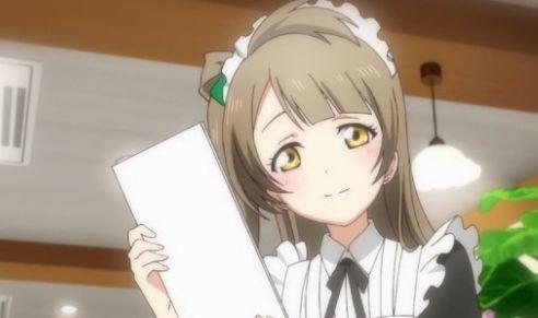 メイド服 可愛い アニメキャラ ランキングに関連した画像-01