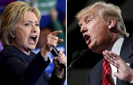 ヒラリー・クリントン ドナルド・トランプ 大統領 選挙に関連した画像-01