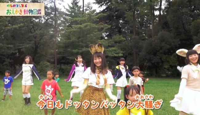 けものフレンズ 再放送 実写 オープニングに関連した画像-01