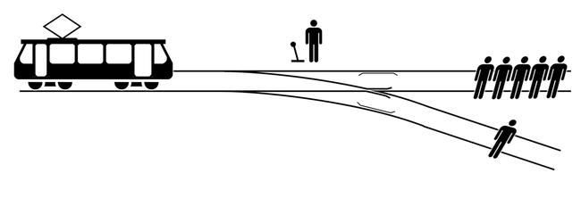 トロッコ問題 正解 中間 中立 レール 脱線に関連した画像-02