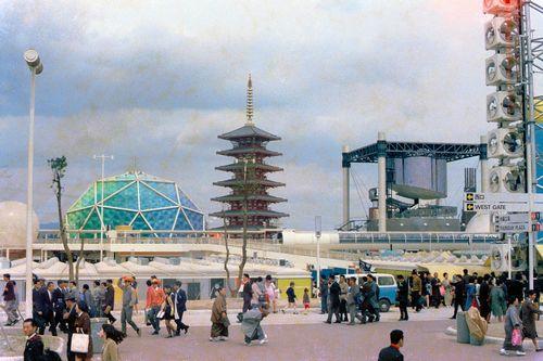 安倍政権 2015年 大阪万博 万博 誘致 大阪 昭和に関連した画像-05