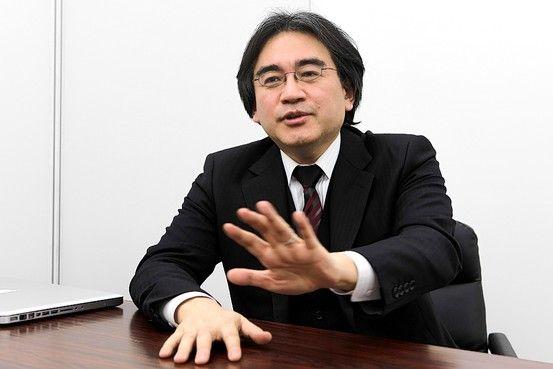 岩田社長 続投 責任 痛感