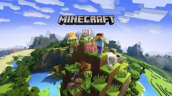 PS4版『マインクラフト』、ついにプレイステーションVRに対応決定!!