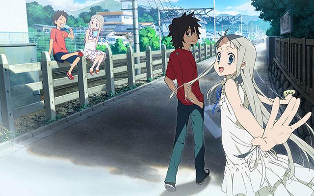 泣けるアニメ  あの花 コードギアス クレヨンしんちゃんに関連した画像-01