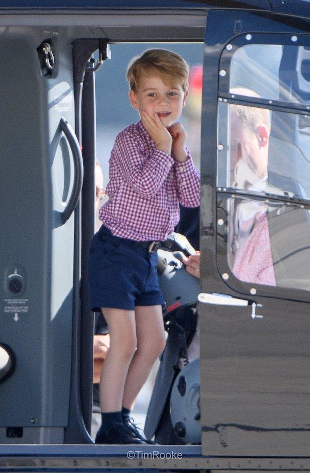 ジョージ 英国 王子 イギリス オネエに関連した画像-03