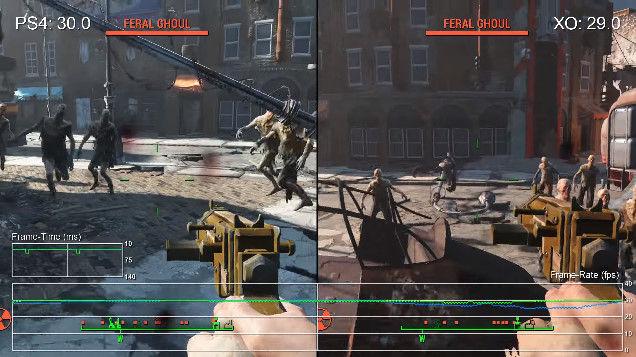 フォールアウト4 動画 fps 計測 PS4 XboxOne ベセスダ・ソフトワークスに関連した画像-12