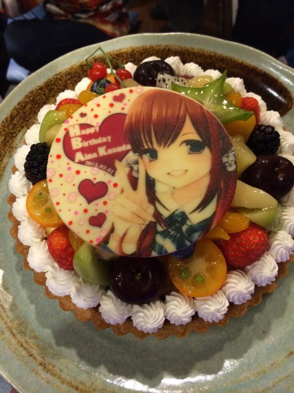 楠田亜衣奈 生誕祭 誕生日 ラブライブ!に関連した画像-03