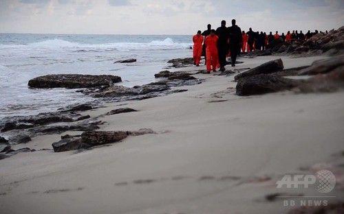 イスラム国 ISIL ISIS ダーイシュ 斬首 キリスト教に関連した画像-01