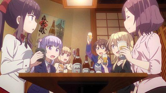 飲み会 男女 男 馴れ馴れしい 理由 予想外に関連した画像-01