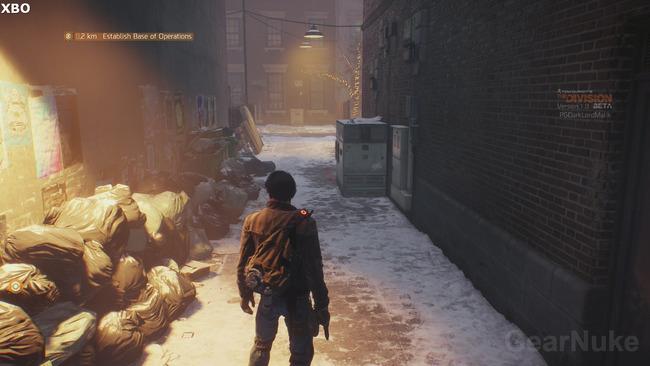 ザ・ディビジョン ディビジョン PS4 XboxOne スクショに関連した画像-14