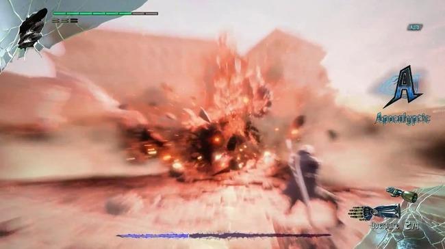 デビルメイクライ5 ゲームプレイ映像 gamescomに関連した画像-11