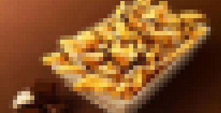 チョコポテト マクドナルド フライドポテト チョコレートに関連した画像-01