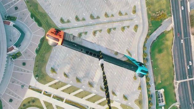 ニンテンドースイッチ 上空 ユルクヤル 任天堂に関連した画像-01