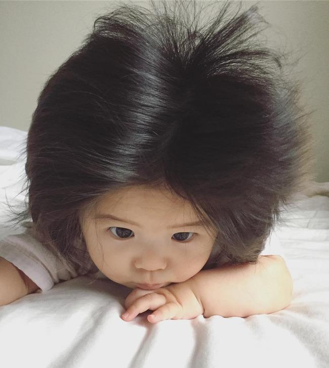 赤ちゃん フサフサ babychancoに関連した画像-03