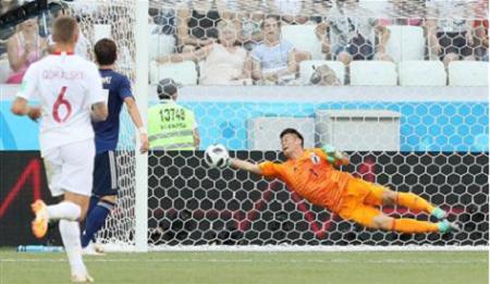 W杯 サッカー 川島選手 ゴールキーパー スーパーセーブに関連した画像-01