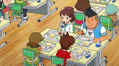 ツイッター 小学校 給食 酷い 給食費 に関連した画像-01