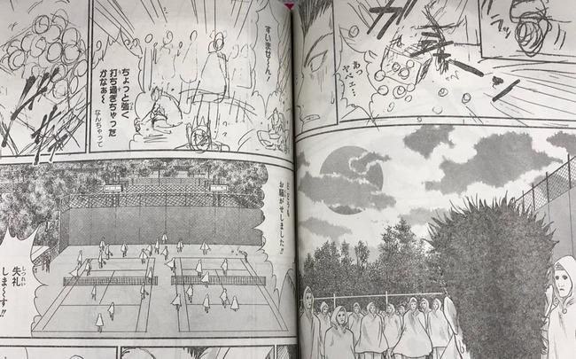 新テニスの王子様作画に関連した画像-02