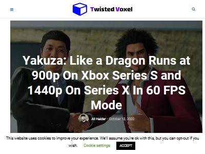 龍が如く7 XboxSX XboxSSに関連した画像-02