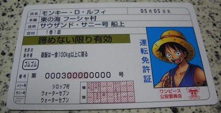 免許証に関連した画像-01