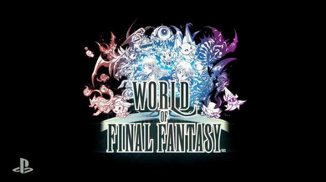 E3 SCE カンファレンス ワールドオブファイナルファンタジーに関連した画像-01