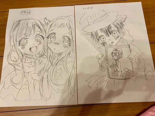 ワンパンマン 作画 村田雄介 10歳 娘 漫画 絵 上手に関連した画像-03