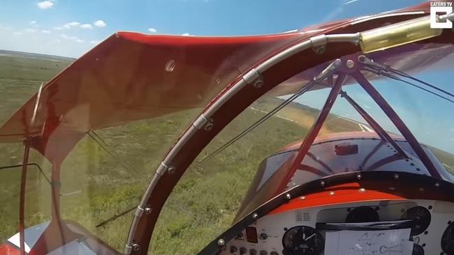 飛行中 エンジン停止 動画に関連した画像-08