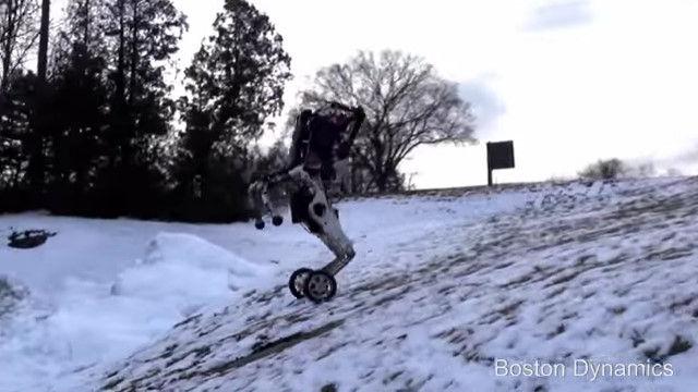 ボストン・ダイナミクス ロボット 2足歩行に関連した画像-08