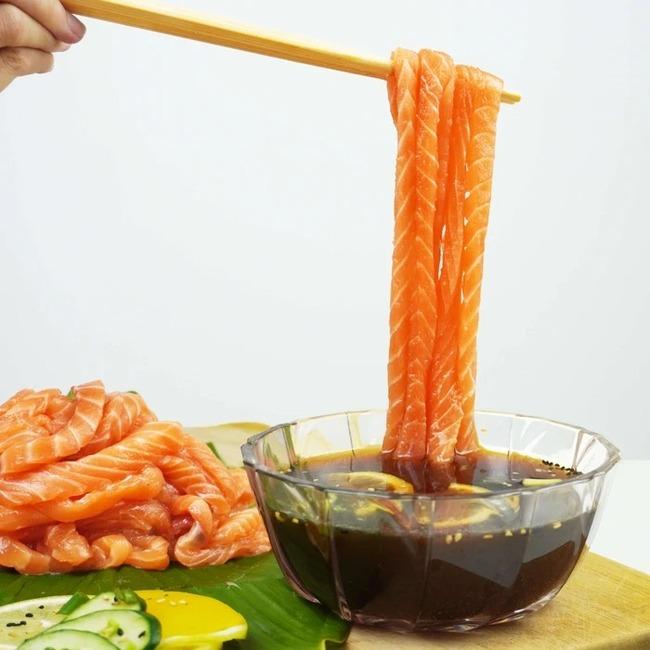 シンガポール サーモン つけ麺に関連した画像-03