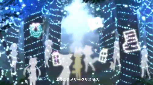 けものフレンズ 公式 ようこそジャパリパークへ クリスマスverに関連した画像-01