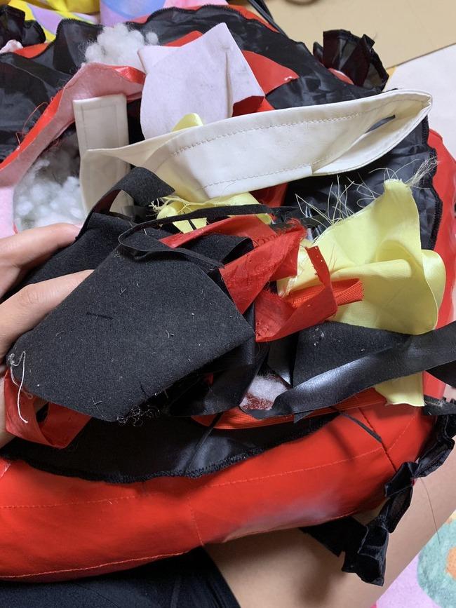 FGO 衣装 コスプレ 女子 マリー・アントワネット 業者 ゴミ 吸い殻に関連した画像-02