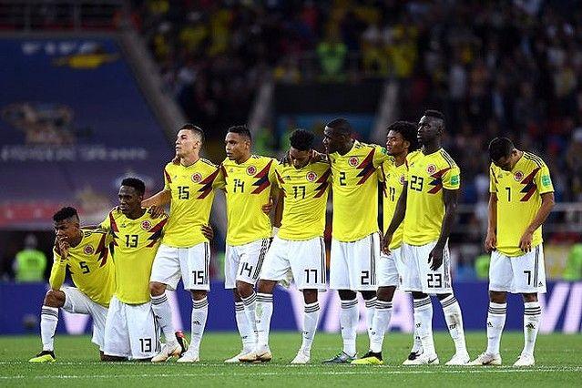 W杯 コロンビア代表 まるで優勝したチーム 祝福ムード 帰国 殺害予告 に関連した画像-01