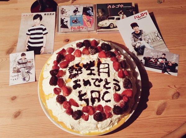 神谷浩史 ヒロC 生誕祭 誕生日 人気声優 リヴァイ チョロ松 阿良々木暦に関連した画像-05