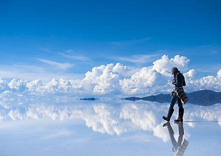 ウユニ塩湖に関連した画像-01