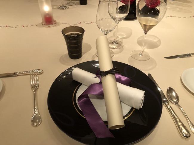テーブルマナー ミシュラン 三ツ星 レストランに関連した画像-02