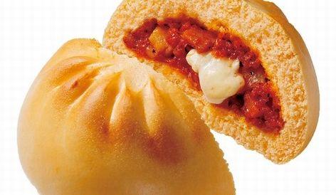 ローソン コンビニ チーズ ピザまんに関連した画像-01