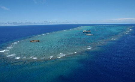 沖ノ鳥島に関連した画像-01