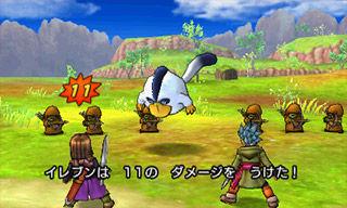 ドラゴンクエスト11 ドラクエ11 比較 3DS PS4 グラフィックに関連した画像-08