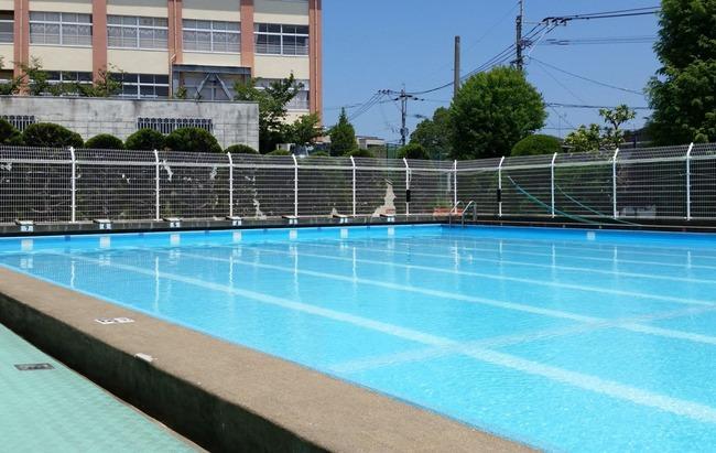 プール 猛暑 水温 に関連した画像-01
