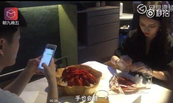 中国 甲殻類 殻剥きサービスに関連した画像-03