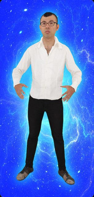 ジョイマン高木 Vtuber SHOWROOM バーチャルキャラクターに関連した画像-04