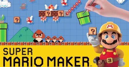 スーパーマリオメーカー WiiU 任天堂 マリオに関連した画像-01