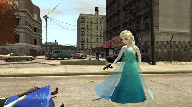 アナと雪の女王に関連した画像-15