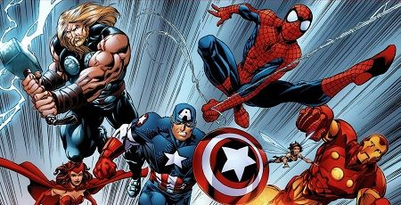 スパイダーマン アベンジャーズに関連した画像-01