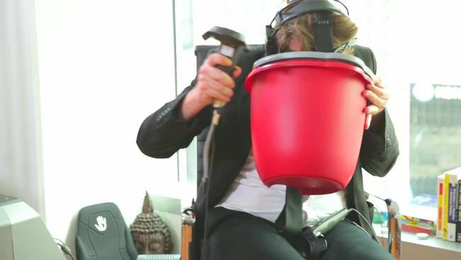 VR生活 連続 ヴァーチャルリアリティ 25時間 ギネス世界記録 VRに関連した画像-10