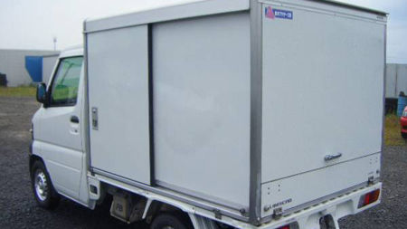 トラック 荷台 コンテナ 緊急ブザー クラクションに関連した画像-01